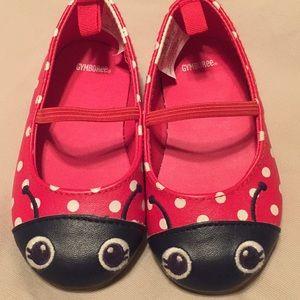 5/$25 SALE 🌟 Gymboree Ladybug shoes S 5